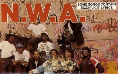 N.W.A. - And The Posse
