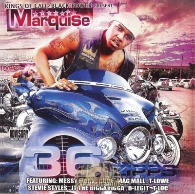 Marquise - 36 Zipps