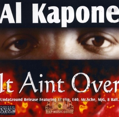 Al Kapone - It Ain't Over