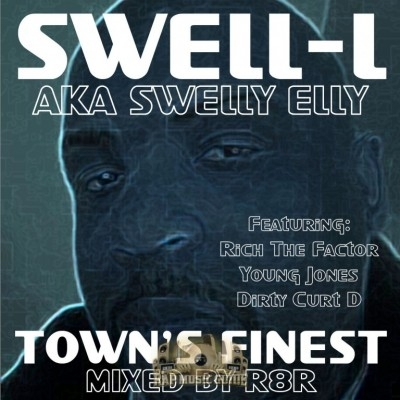 Swell L - Town's Finest Mix CD