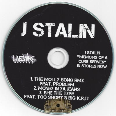 J. Stalin - Memoirs Of A Curb Server (Leak)