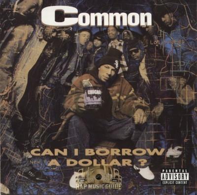 Common - Can I Borrow A Dollar?