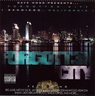Dave Moss - Forgotten City
