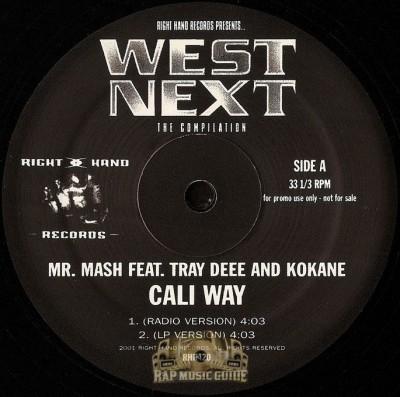 Mr. Mash - Cali Way