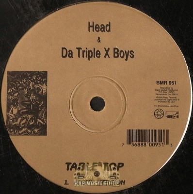 Head & Da Triple X Boys - Table Top
