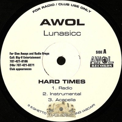 Lunasicc - Mr. Lunasicc EP