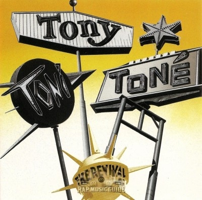 Tony Toni Tone - The Revival