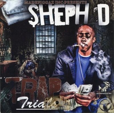 Sheph D - Trap Trials