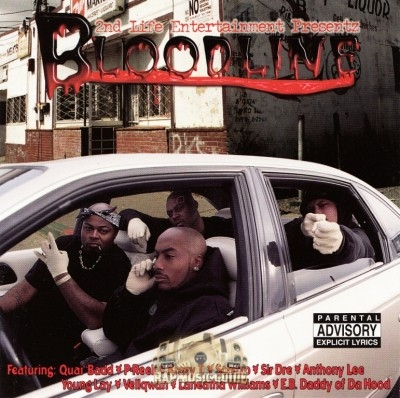 2nd Life Entertainment Presentz - Bloodline