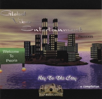 Global Vibes Entertainment Presents - Key To The City