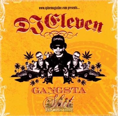 DJ Eleven - Gangsta Shit
