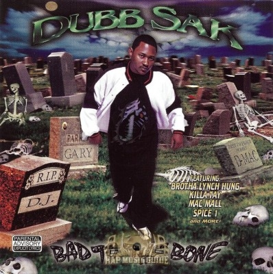 Dubb Sak - Bad To The Bone