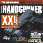 Mitchy Slick - Kilafornia Handgunner: XXL Guns Vol. 1