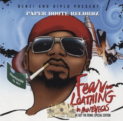 Paper Route Recordz - Fear And Loathing In Hunts Vegas