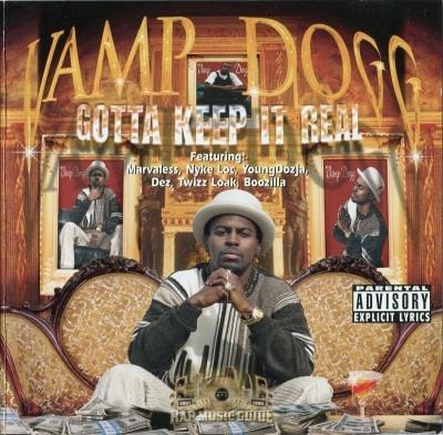Vamp Dogg - Gotta Keep It Real