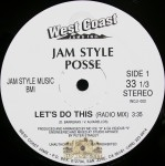Jam Style Posse - Let's Do This