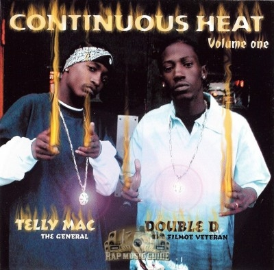 Double D & Telly Mac - Continuous Heat Volume One