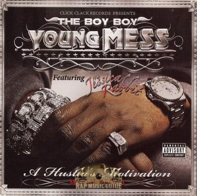 The Boy Boy Young Mess - A Hustla's Motivation Mixtape Vol. 3