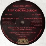 A.S.P. Organization - What Is This?