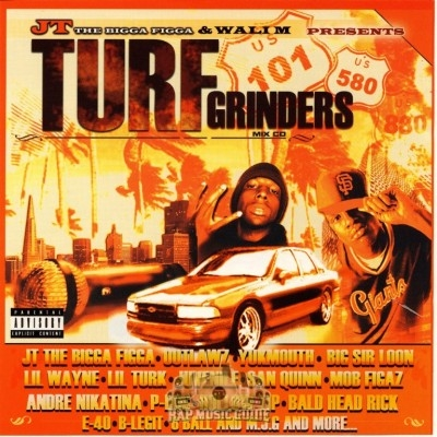 JT The Bigga Figga & Walli M - Turf Grinders