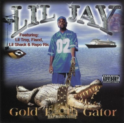 Lil Jay - Gold Teeth Gator