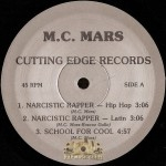 MC Mars - Narcistic Rapper