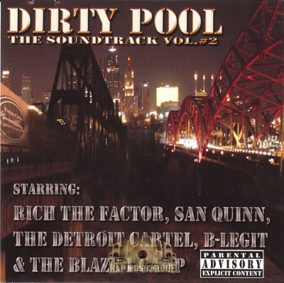 Dirty Pool - The Soundtrack Vol. #2