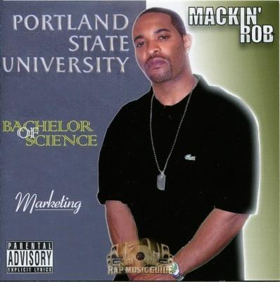 Mackin' Rob - Bachelor Of Science