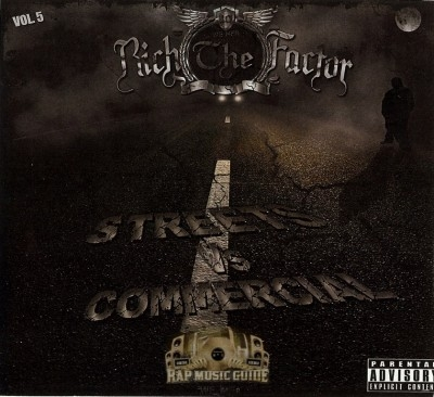 Rich The Factor - Street vs Commercial Vol. 5