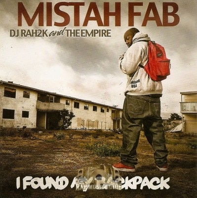 Mistah F.A.B. - I Found My Backpack