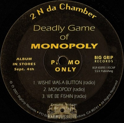 2 N Da Chamber - Deadly Game of Monopoly