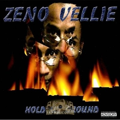 Zeno Vellie - Hold My Ground