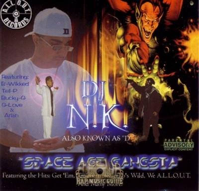 DJ N.K. - Space Age Gangsta