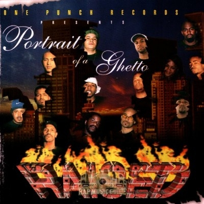 One Punch Records - Portrait Of A Ghetto Raised