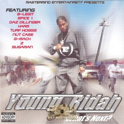 Young Ridah - What's Next