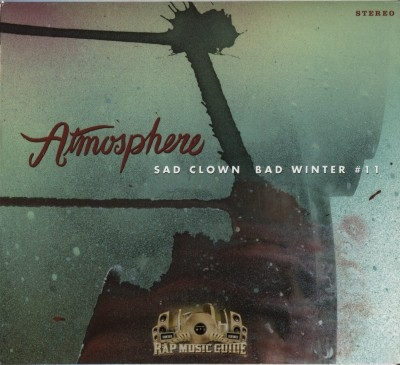 Atmosphere - Sad Clown Bad Winter #11