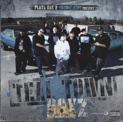 Playa Rae & 408Inc.com Present - Teal Town Boyz