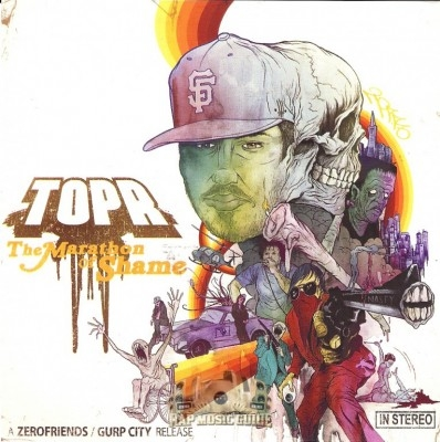 TopR - The Marathon Of Shame (Limited Edition)