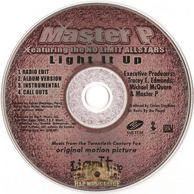 Master P - Light It Up