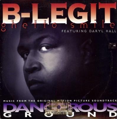 B-Legit - Ghetto Smile