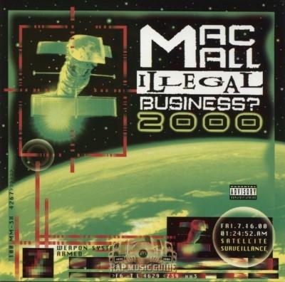 Mac Mall - Illegal Business? 2000