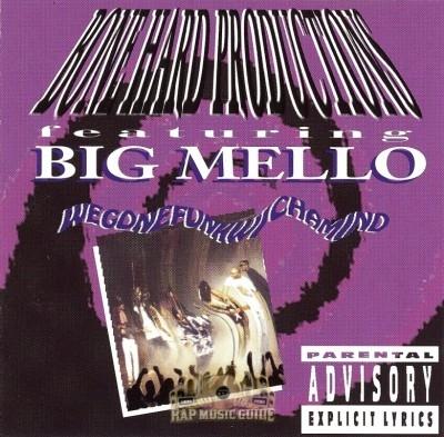 Big Mello - Wegonefunkwichamind