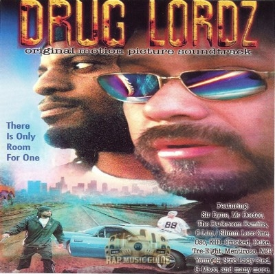 Drug Lordz - Original Motion Picture Soundtrack
