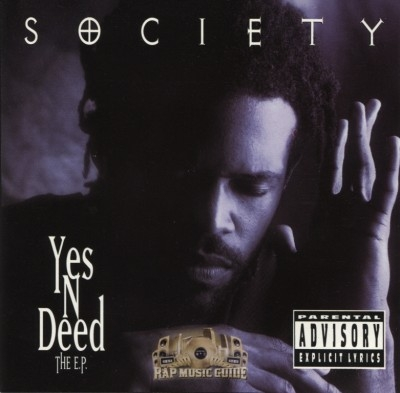 Society - Yes 'N' Deed (The E.P.)