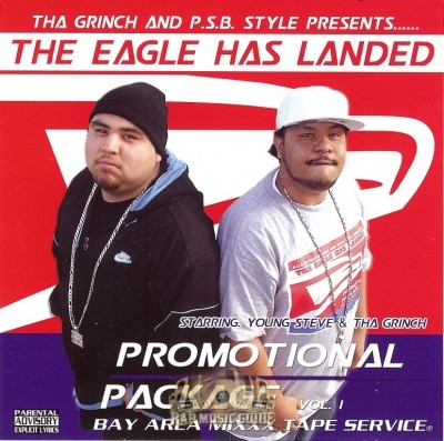 Tha Grinch And P.S.B. Present - The Eagle Has Landed Promotional Package Vol. 1