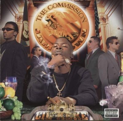 Lil' Keke - The Commission