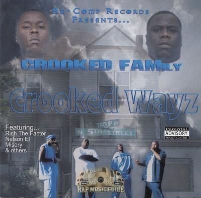 Crooked Family - Crooked Wayz