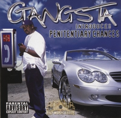 Gangsta - Penitentiary Chances