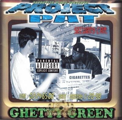 Project Pat - Ghetty Green