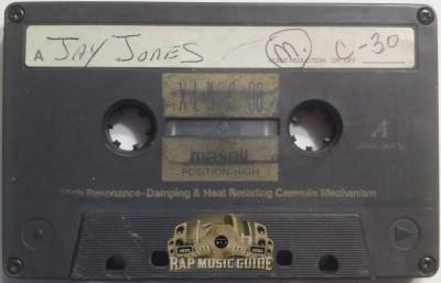 Jay Jones - Orange Mound Veteran